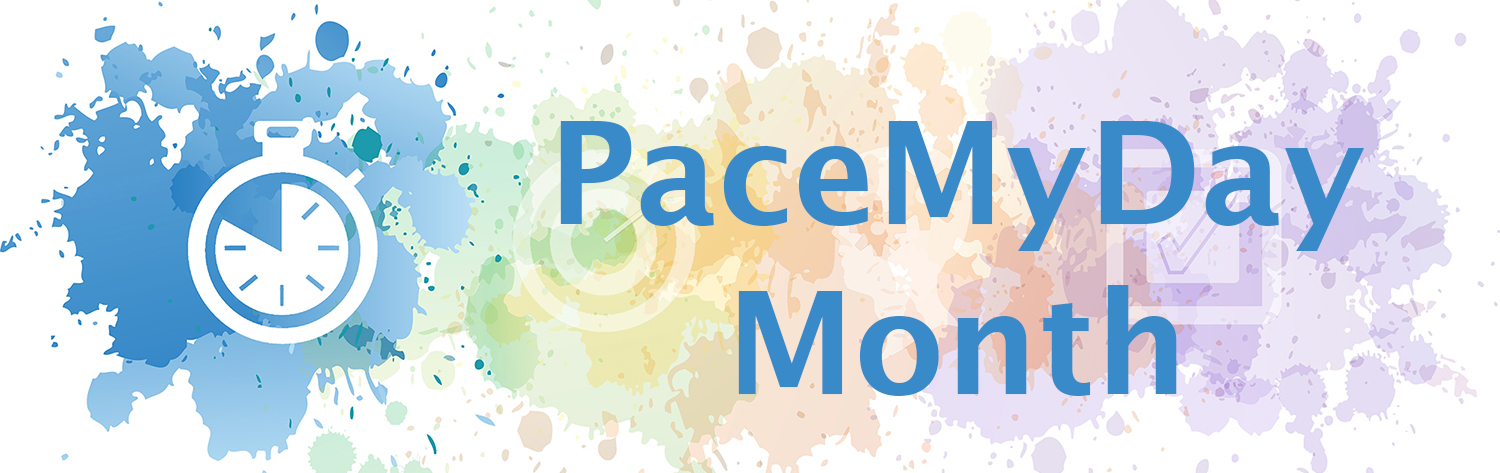 PaceMyDay Month