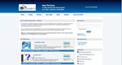 app reviews web site